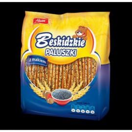 Palitos de pan con semillas...
