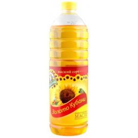 Aceite de girasol  ZOLOTO...