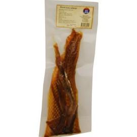 Filete de salmon curado...