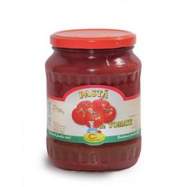 Pure de tomate 24% 6x720gr...