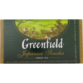 Te GREENFIELD verde Japones...