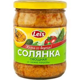 Sopa de verduras SOLYANKA...