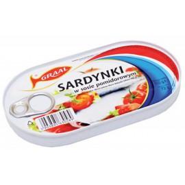 Sardinas en salsa de tomate...