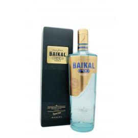 Vodka BAIKAL ICE en caja...