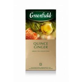 Te Greenfield verde QUINCE...