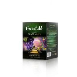 Te negro Greenfield GRAPE...