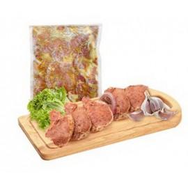 Filete de cerdo marinado...