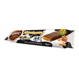 Barrita de chocolate con...
