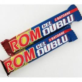 Barita de chocolate con...