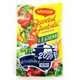 Especias de verduras...