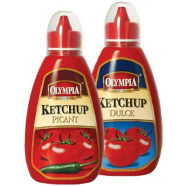 Ketchup dulce 500gr OLIMPIA