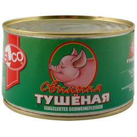 Carne de cerdo guisado...