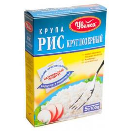 Рис круглозерный в варочных...
