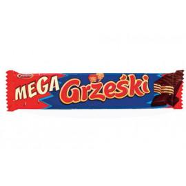 Barquillos en chocolate...