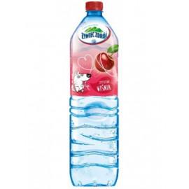Agua con sabor de guinda...