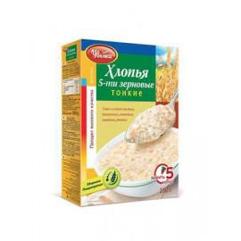 Copos de 5 cereales finos...