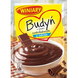 Budin sabor chocolate...
