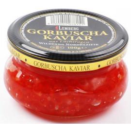 Caviar de salmon (gorbusha)...