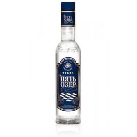 Vodka  5 OZER 40%alk.0.5L