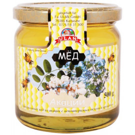 Miel de flores de acacia...