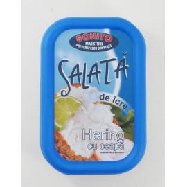 Салат из селедки  ИКРЫ...