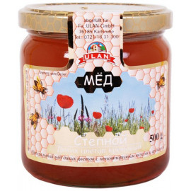 Miel de las flores salvajos...