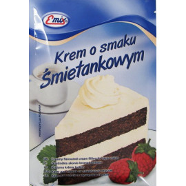 Crema de nata para tarta...