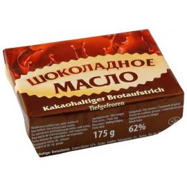 Mantequilla de chocolate...