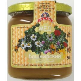 Miel natural de flores...