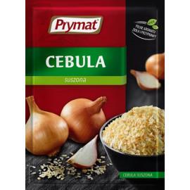 Cebolla seca 25x15gr PRYMAT