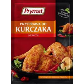 Especia para pollo picante...