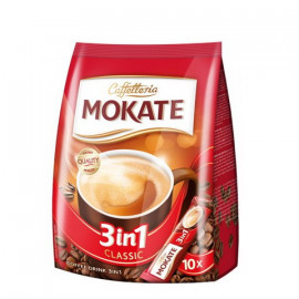 Cafe soluble  MOKATE...