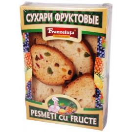 Pan tostado con frutas...