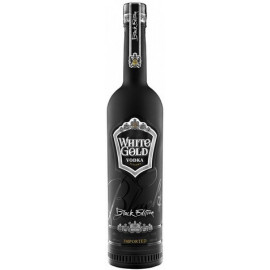 Vodka WHITE GOLD BLACK...