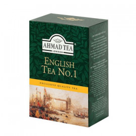 Te ENGLISH No1 24x100gr AHMAD