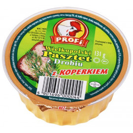 Pate de pollo con eneldo...