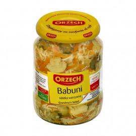 Ensalada de verduras BABUNI...