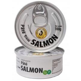Pate de salmon...